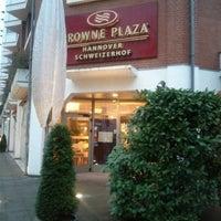 Das Foto wurde bei Crowne Plaza Hannover von Swen H. am 3/1/2012 aufgenommen