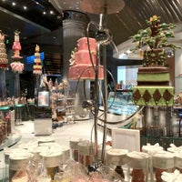 Photo taken at Jean Philippe Patisserie by Jen D. on 3/6/2012