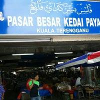 Photo taken at Pasar Payang by Syed Mohd Faizal S. on 3/15/2012