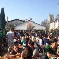 Photo taken at Chelsea Farmers Market by Konstanteenos⚓ T. on 3/24/2012