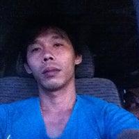 Photo taken at ท่ารถตู้ปิ่นเกล้า-บ้านโป่ง by Tong on 3/15/2012