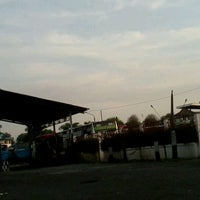 Photo taken at Terminal Arjosari by Citra A. on 5/22/2012