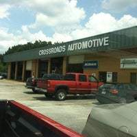 Photo taken at Crossroads Automotive by Brian H. on 8/23/2012
