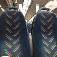 Photo taken at Platform 2B by Chris J. on 3/5/2012