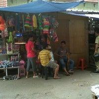Photo taken at Pasar Pagi Bintara by Budy K. on 3/27/2012