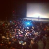 Photo taken at Ryerson Theatre by Matthew S. on 9/9/2012