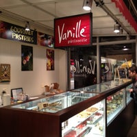 Photo taken at Vanille Patisserie by C W. on 4/13/2012