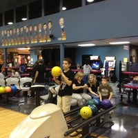 Photo taken at Xcalibur Bowling Centre by Gem B. on 8/21/2012