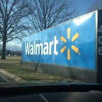 Photo taken at Walmart Supercenter by Cassie M. on 2/12/2012