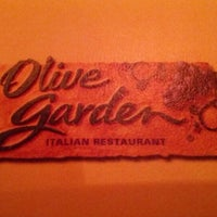 Photo taken at Olive Garden by Bobby L. on 9/9/2012