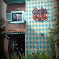 Photo taken at Sofá Café by Pri I. on 8/9/2012
