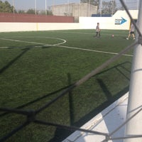 Photo taken at Futbol Rapido Seminario by Adrian M. on 7/22/2012