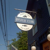 Photo taken at Oyster Club by Kelly G. on 9/13/2012