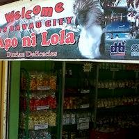 Photo taken at Apo ni Lola Durian Delicacies by ♚ The Third on 8/14/2012