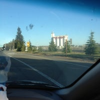 Photo taken at Port of West Sacramento by Jacob S. on 6/21/2012
