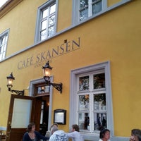 Photo taken at Café Skansen by Jared W. on 8/25/2012