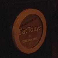 Photo taken at Fat Tony's Italian Pub by Layla on 8/10/2012
