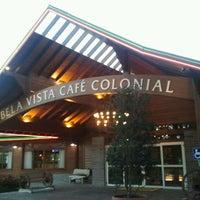 Foto tirada no(a) Bela Vista Café Colonial por Viviane M. em 9/13/2012