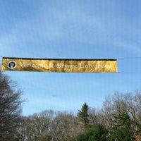 Foto diambil di Bryant University oleh Bryant S. pada 4/14/2012