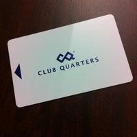 Photo prise au Club Quarters Hotel in Boston par Asier U. le3/28/2012