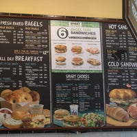 Photo taken at Noah's Bagels by Christine I. on 4/22/2012