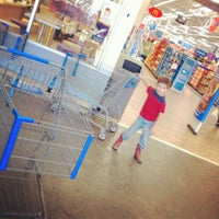 Photo taken at Walmart Supercenter by Perry C. on 9/7/2012