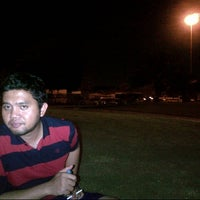 Photo taken at Al  muntazah park by Jodhy H. on 9/10/2012