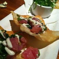 Photo taken at Lazy Dog Restaurant & Bar by Jaymel C. on 5/20/2012