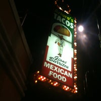 Photo taken at Arturo's Tacos by Luis N. on 4/13/2012