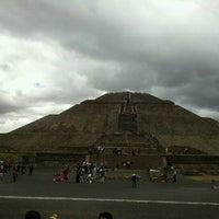 Foto tomada en San Juan Teotihuacan por Alexaa B. el 6/17/2012