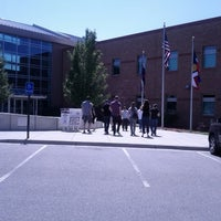 Photo taken at Denver Police Department - District 3 by Emily T. on 8/18/2012