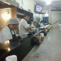 Photo taken at Ajissai Restaurante by Makoto Y. on 6/2/2012
