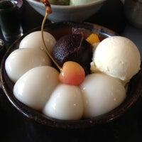 Photo taken at 茶房 雲母 by Yasuharu S. on 6/15/2012