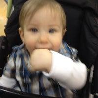 """Photo taken at Babies""""R""""Us by Caroline M. on 3/22/2012"""