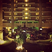 Photo taken at Embassy Suites by Hilton Orlando International Drive Jamaican Court by Jason T. on 2/25/2012