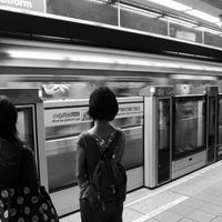 Photo taken at MRT Taipei Main Station by Clement C. on 8/20/2012