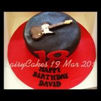 Photo taken at Daisy cupcakery by Billijo C. on 4/1/2012