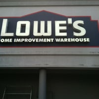 Photo taken at Lowe's Home Improvement by Carol A. on 8/19/2012