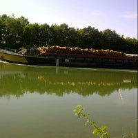 Photo taken at Mittellandkanal by Axel G. on 8/19/2012