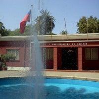 Photo taken at Corporación Municipal de Quilpué by Francisco I. on 2/7/2012
