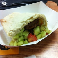 Photo taken at Oasis Falafel by John H. on 6/9/2012