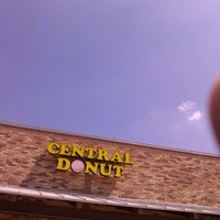 Photo taken at Central Donut by Victor R. on 4/18/2012
