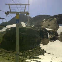 Photo taken at Peak Express Chair by Rod L. on 8/17/2012