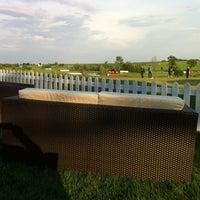 Photo taken at Golfpark Gut Häusern by Kent N. on 5/23/2012