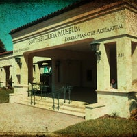 Photo taken at South Florida Museum by Ian W. on 3/17/2012