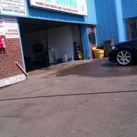 Photo taken at Mr Shine car wash by Ed C. on 5/29/2012