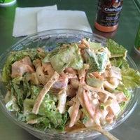 Photo taken at Blatt Salat Haus by Dulce G. on 6/18/2012
