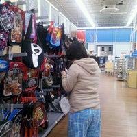 Photo taken at Walmart Supercenter by Delia V. on 2/25/2012