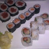 Photo taken at Sushi Nami Japanese Restaurant by Timothy W. on 2/11/2012