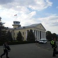 Foto diambil di Международный аэропорт Симферополь oleh Dmitry D. pada 8/11/2012